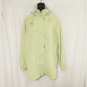 London Fog All Weather Coat Size Medium